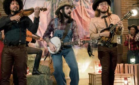 o bardo e o banjoo
